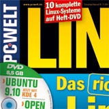 Tech writing: PC WELT LINUX Articles
